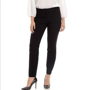 The Limited Skinny Drew Fit Trousers w/ Ankle Zip